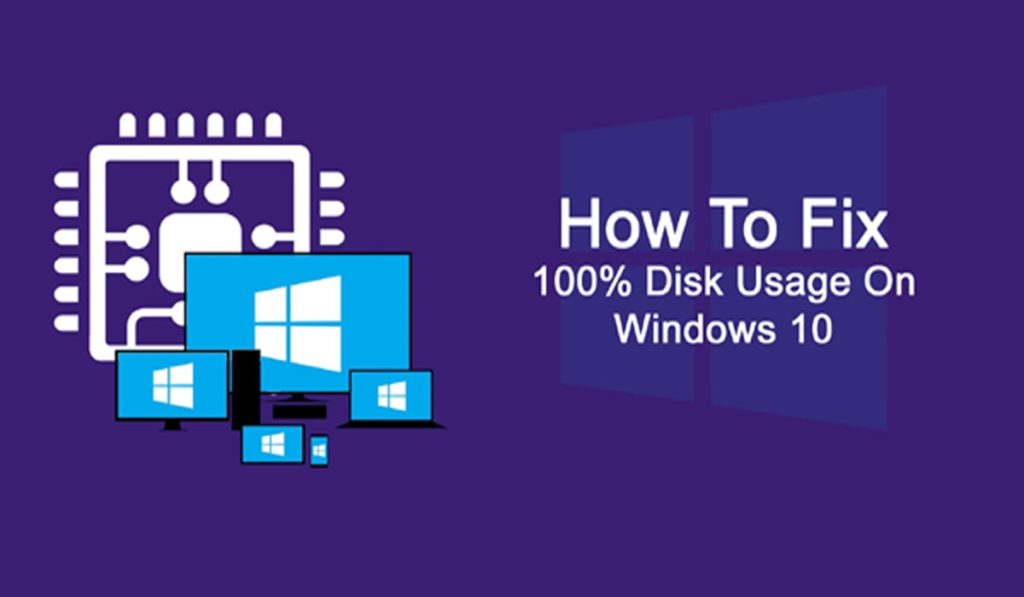 5 Ways to Fix Windows 10 100% Disk Usage in Task Manager
